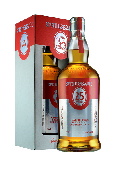 Springbank 25 Year Old 2015