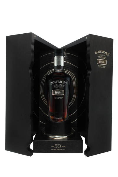 Black Bowmore 50 Year Old - The Last Cask