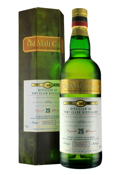 Old Malt Cask Port Ellen 1976