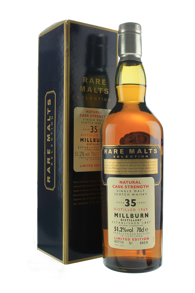 Millburn 35 Year Old 1969 Rare Malts Selection