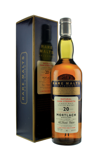 Mortlach 20 Year Old 1978 Rare Malts Selection