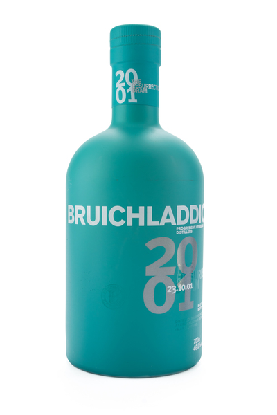 Bruichladdich 23.10.01 The Resurrection Dram