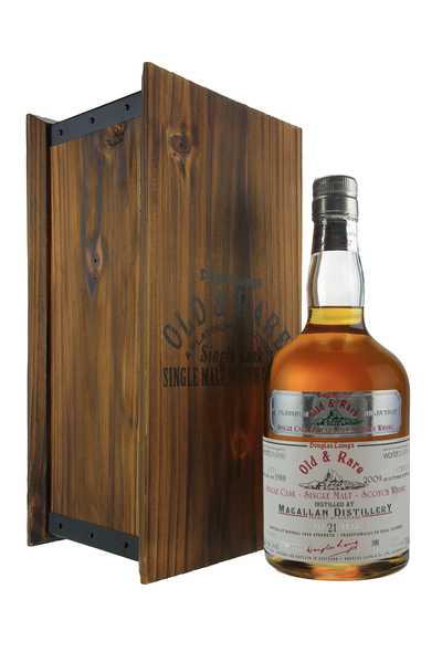 Macallan 21 Year Old Douglas Laing's Platinum Old & Rare