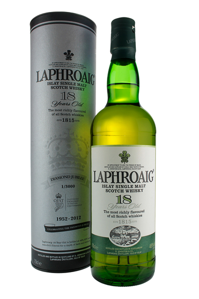 Laphroiag 18 Year Old Diamond Jubilee