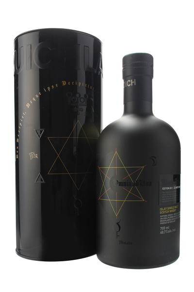 Bruichladdich Black Arts Edition 03.1