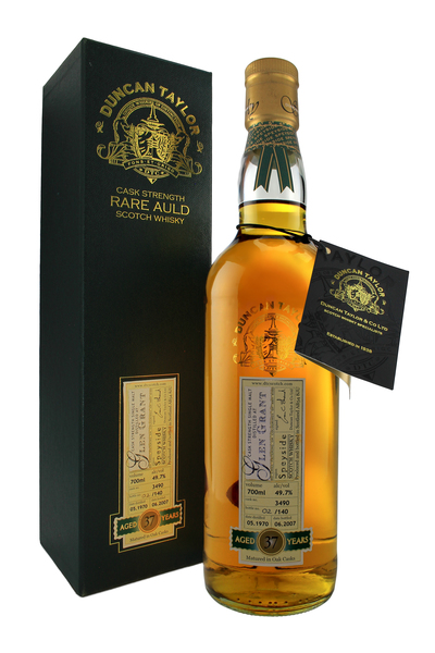 Glen Grant 37 Year Old Duncan Taylor