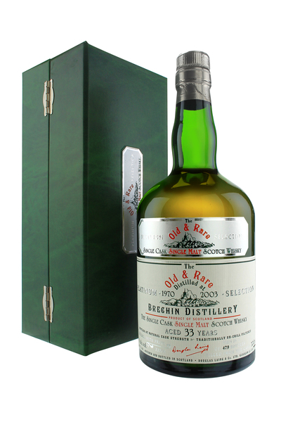 Brechin 33 Year Old Douglas Laing Platinum Old & Rare