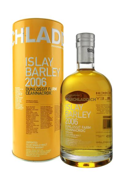 Bruichladdich Islay Barley 2006