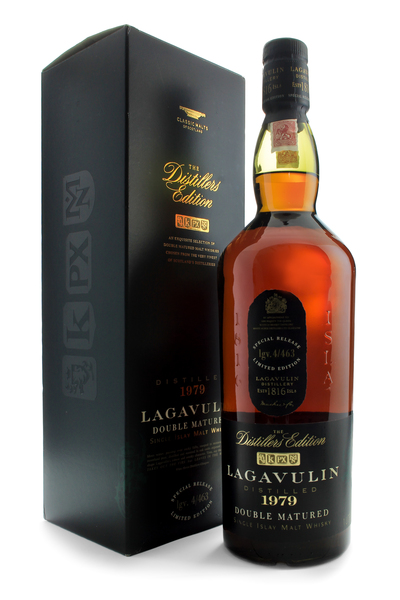 Lagavulin 1979 Distillers Edition
