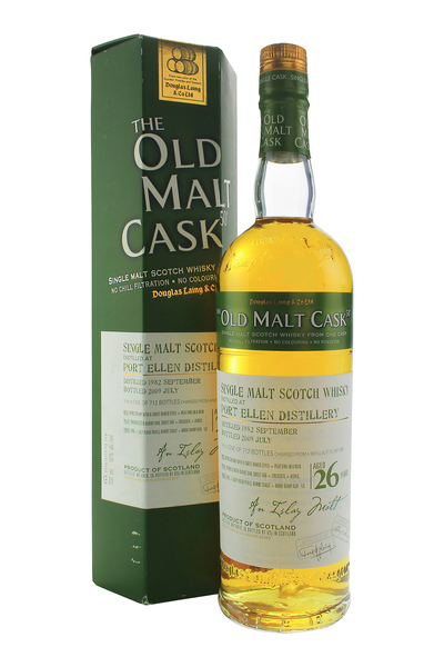 Port Ellen 26 Year Old The Old Malt Cask