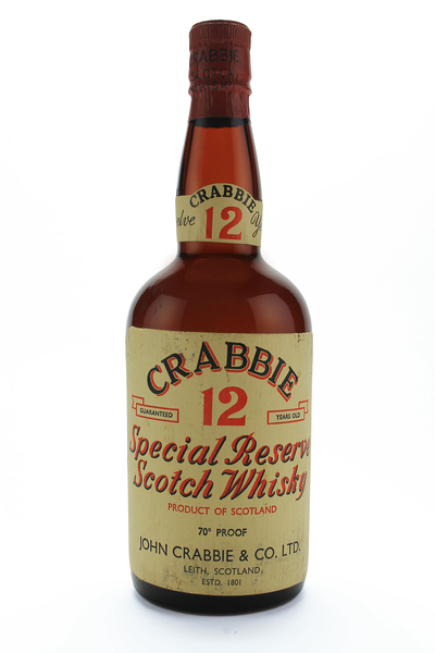 Crabbie 12 Year Old Special Reserve