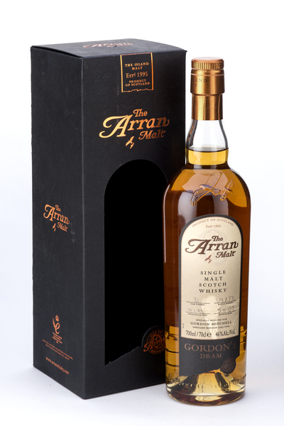 Arran Malt Gordon's Dram