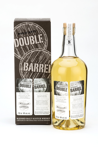 Douglas Laing's Double Barrel Macallan & Laphroaig