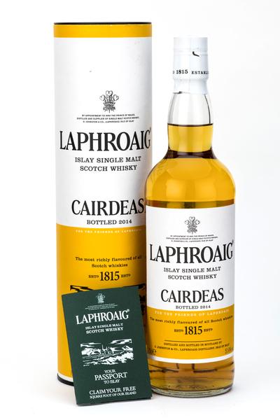Laphroaig Cairdeas 2014