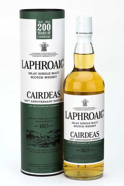 Laphroaig Cairdeas 200th Anniversary Edition
