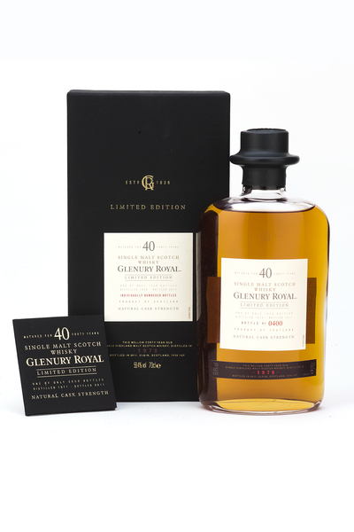 Glenury Royal 40 Year Old
