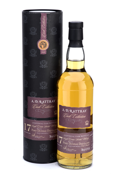 AD Rattray Port Dundas 17 Year Old