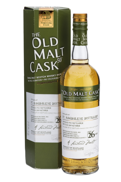 Old Malt Cask St Magdalene 26 Year Old