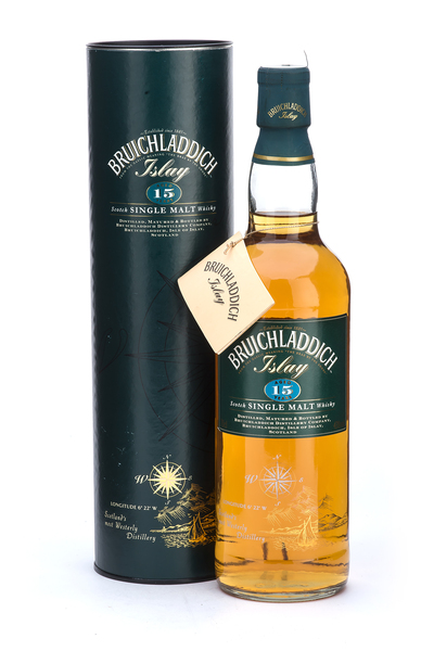 Bruichladdich 15 Year Old