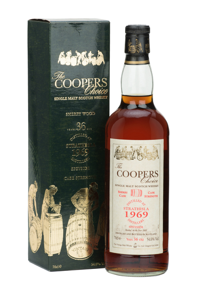 The Coopers Choice Strathisla 1969