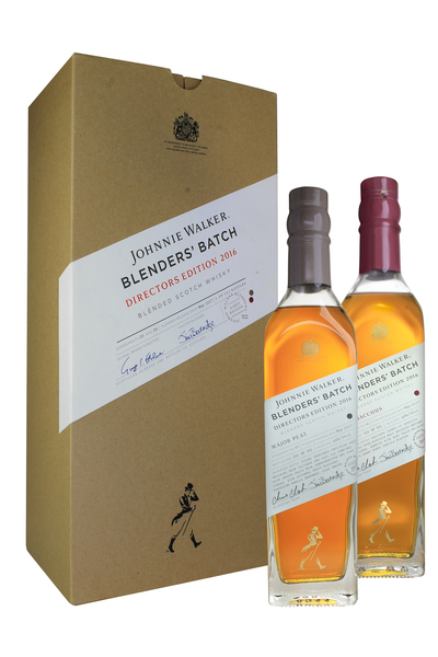 Johnnie Walker Blenders' Batch Directors Edition 2016