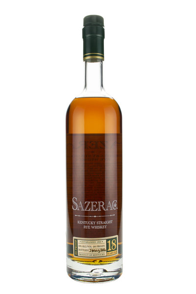Sazerac 18 Year Old 2016