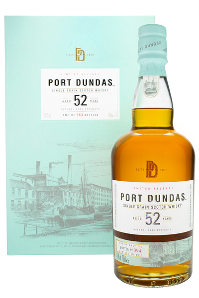 Port Dundas 52 Year Old
