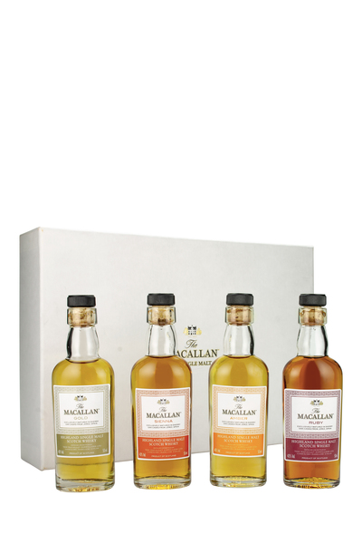 Macallan 1824 Series Tasting Pack