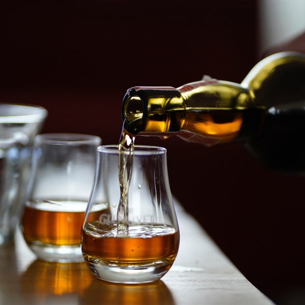 Whisky Tasting - Oxford